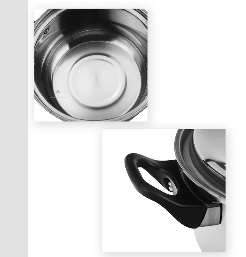 cookware pot set supplier  soup pot set